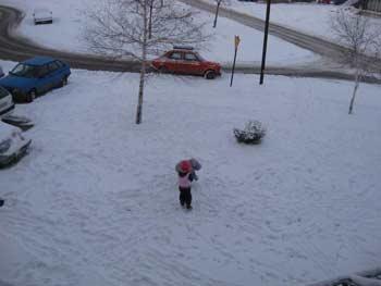 TiN-sneg